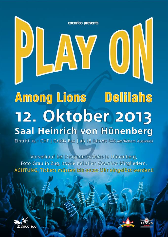 Play on 12.10.2013
